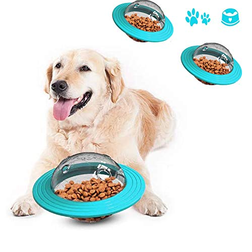 JIASHA Palla Cibo per Cani,Pet Toy Dog Treat Ball,Puzzle Pet...
