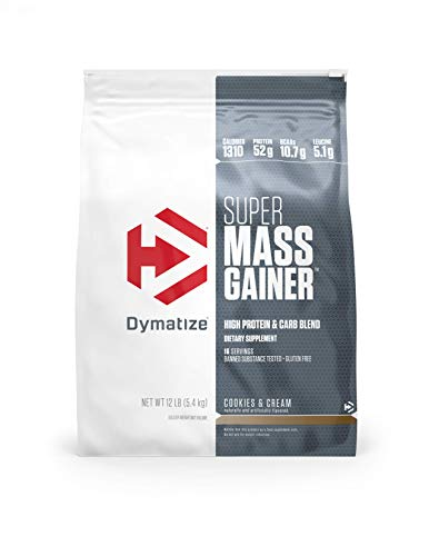 10 Best 2000 Calorie Mass Gainer Reviews