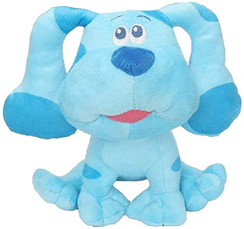 JIAL Gefüllte 20cm Exklusive verfügbare Blau-Hinweise und Sie!Teddy Große Umarmungen Blauer Hund Teds Chongxiang (Color : Default)