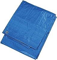 مشمع ازرق مقاوم للماء ٥ متر في ٣ متر