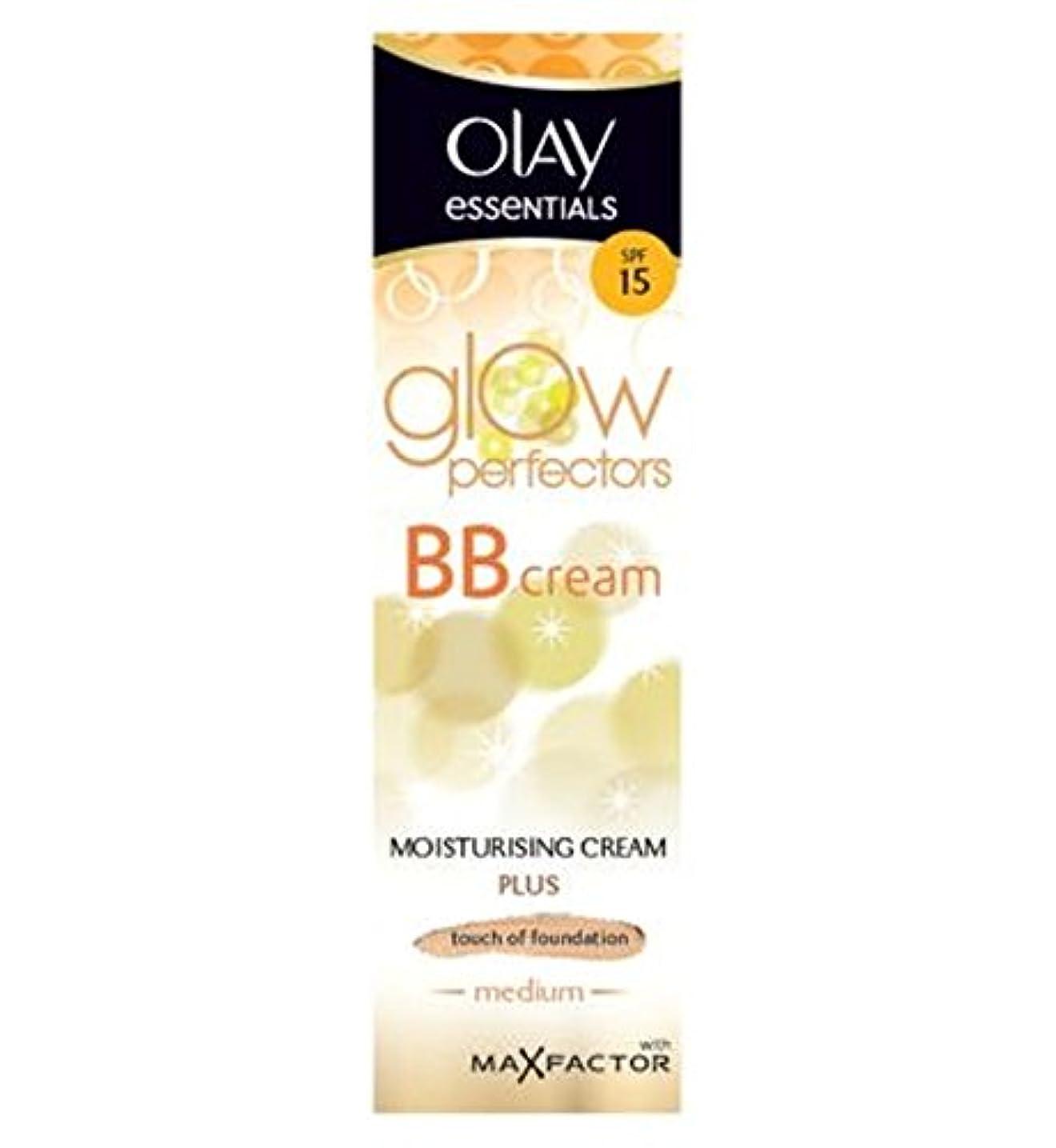 グリルバックアップ離婚着色保湿50ミリリットルを完成オーレイ完全なBbクリームSpf15スキン - 中 (Olay) (x2) - Olay Complete BB Cream SPF15 Skin Perfecting Tinted Moisturiser 50ml - Medium (Pack of 2) [並行輸入品]