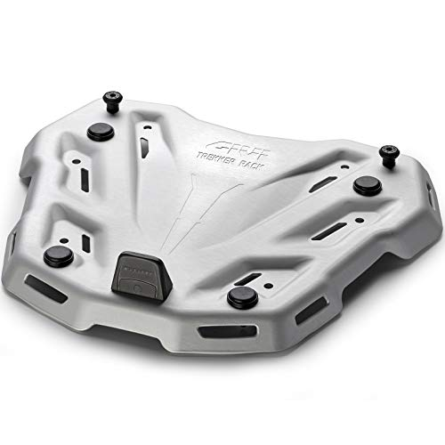 Universal Kofferraumwanne GIVI Monokey Aluminium satiniert eloxiert - M9A
