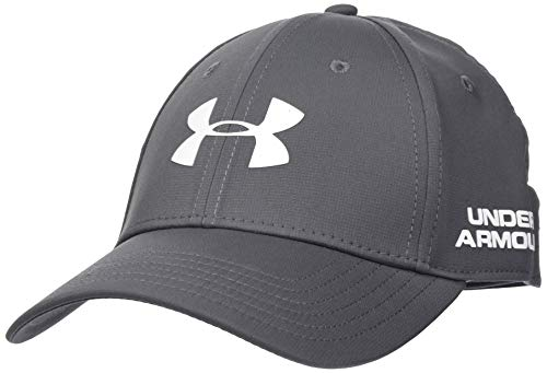 Under Armour Men's Golf Headline 2.0 Cap Gorra, Hombre, Gris, XL/XXL