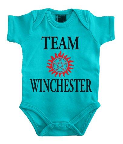 Touchlines B280513Bb - Body - Bébé fille, Bleu (Swimming Pool), 1 mois