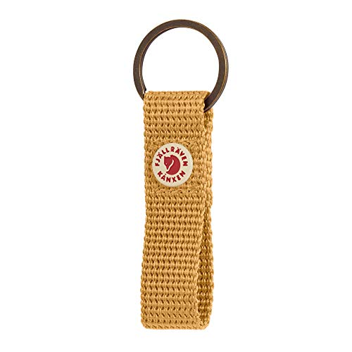 Fjällräven Unisex-Adult Kånken Keyring Sports Backpack, Acorn, One Size