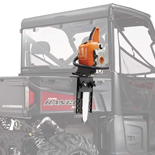 Polaris New OEM Ranger Lock & Ride Chainsaw Mount Carrying Bracket Sawpress