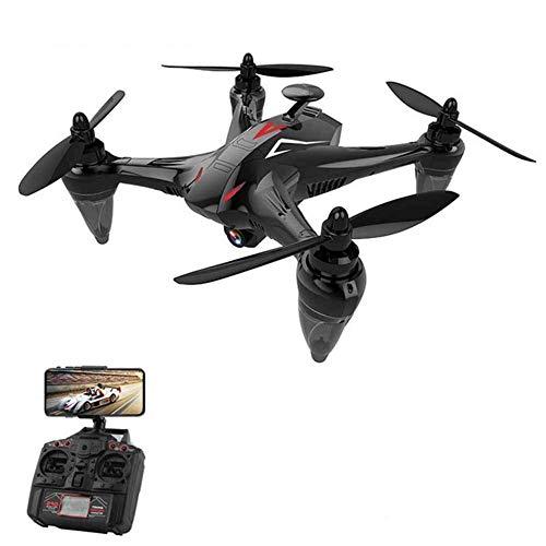 L@LILI RC Drohne Mit Camcorder HD Live Video Quadcopter WiFi Mit Höhenhaltemodus Headless 3D Flip EIN Return-Taste und EIN Start/Landing-Taste
