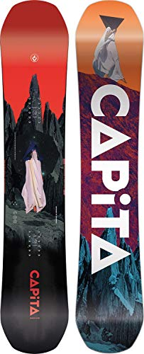 Capita Defenders of Awesome Mens Snowboard Sz 154cm