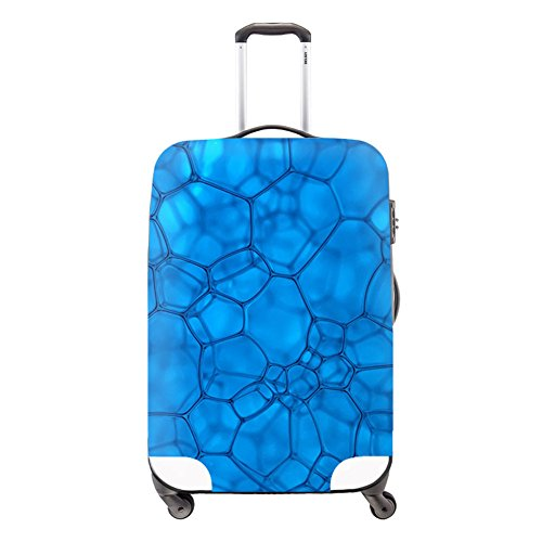Creativebags Fashion DustProof Travel Suitcase Luggage Bags Protective Cover