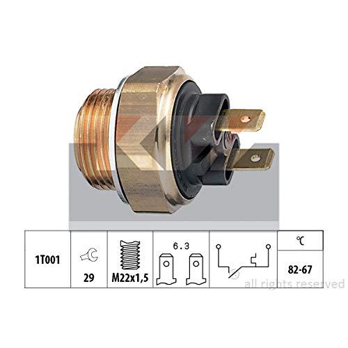 kW 550 004 Interrupteur
