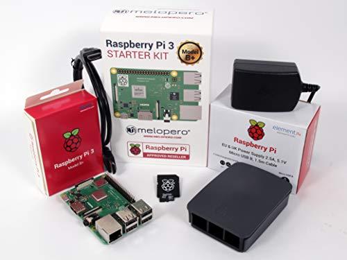Raspberry Pi 3 Model B+ Official Starter Kit