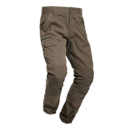 CHEVALIER Arizona Pro Pant SOLID tobacco (green) Jagdhose (52)