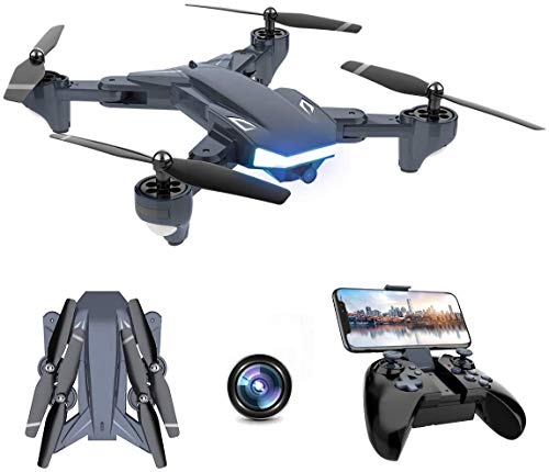 Jettime Mini Pocket Drone Headless Mode 2.4Ghz Remote Control with 3D Flips and Rolls , Ideal Gift for Beginners