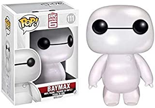 POP Vinyl Figure Baymax Pearlscent Big Hero 6 15cm