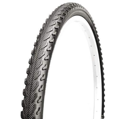 Neumático exterior semiliso, 26 x 1,90 (50-559), color negro
