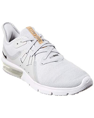 Nike Air MAX Sequent 3, Zapatillas de Running para Mujer, Rosa (Pink Tint/White/Crimson Tint/V 603), 37.5 EU