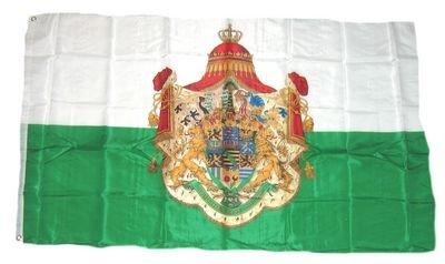 Fahne / Flagge Königreich Sachsen 90 x 150 cm Flaggen