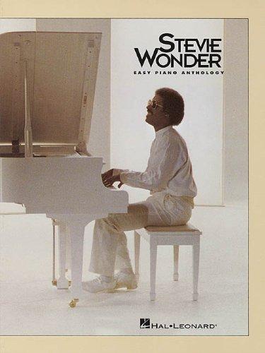 Stevie Wonder Easy Piano Anthology