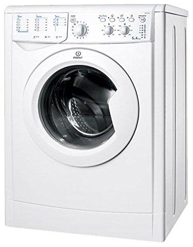 Indesit IWSC 51051 C ECO IT Libera installazione Carica frontale 5kg 1000Giri/min A+ Bianco lavatrice
