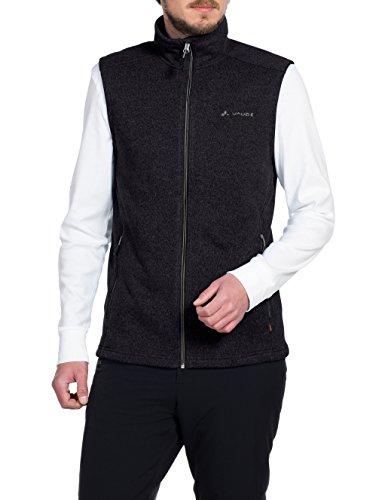 VAUDE Herren Weste Rienza Vest, Black, L, 05708