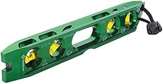 Greenlee Textron Inc L107 - Torpedo Spirit Level, Level Method: Vial, Length: 8-1/2