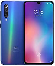 $299 » Xiaomi Mi 9 SE Unlocked 6GB/128GB Dual Sim 4G LTE Phone International Global Version - Ocean Blue (Blue)