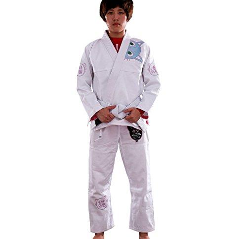 Dames Braziliaanse Jiu Jitsu Pak Vrouw BJJ Gi Kimonos Vrouwen BJJ Uniform