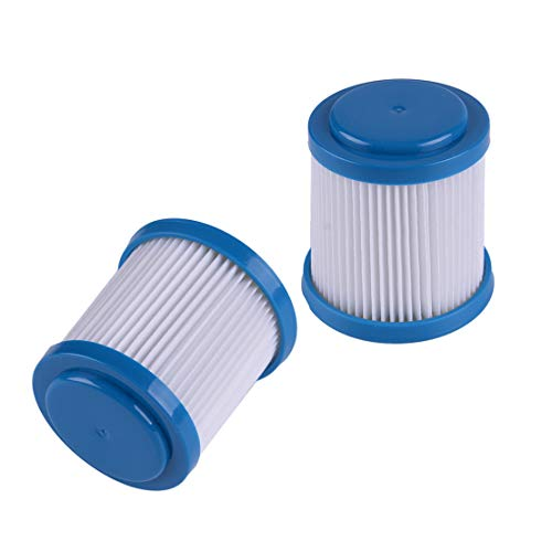 LETAOSK 2pcs Filter Cores Fit for Black and Decker Cleaner HFEJ415JWMF VPF20