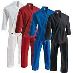 Century 10oz Super Middleweight Brushed Cotton Uniform White 3