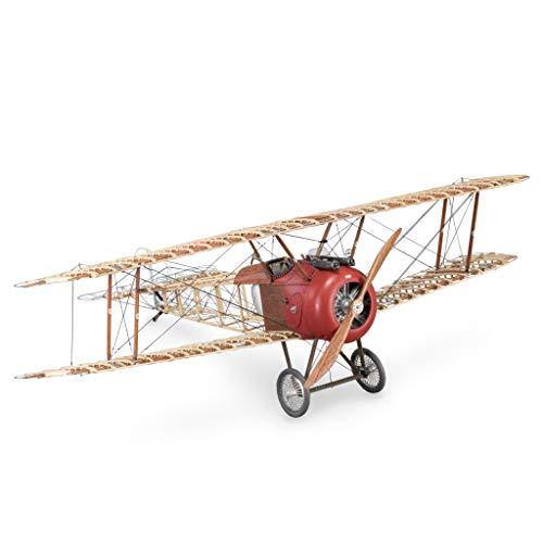 Artesanía Latina 20351. Maqueta de avión en Madera y Metal Sopwith Camel 1/16
