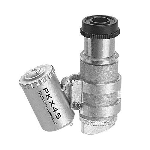 NEPTUNE HYDROPONICS Microscopio Mini LED 45X