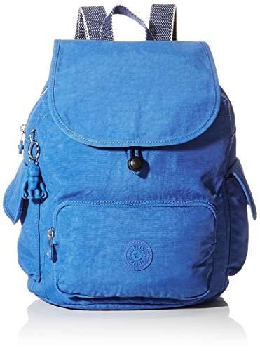 Kipling Damen City Pack S Rucksack Blau (Wave Blue)