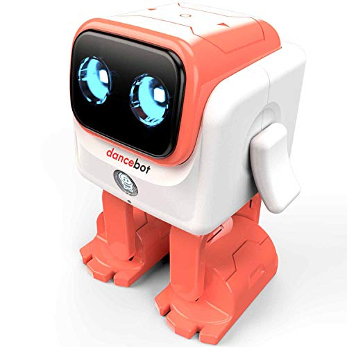 ECHEERS Dance Robot Toys for Kids, Boys and Girls, Educational Music Dancing Robot Kids Toys,...