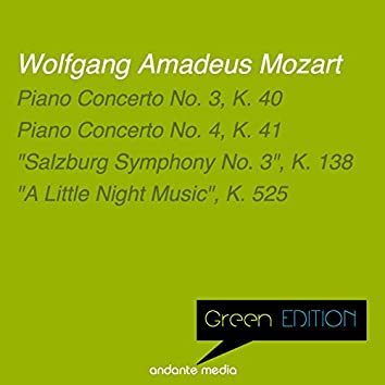 "Green Edition - Mozart: Piano Concerti Nos. 3, 4 & ""A Little Night Music"", K. 525"