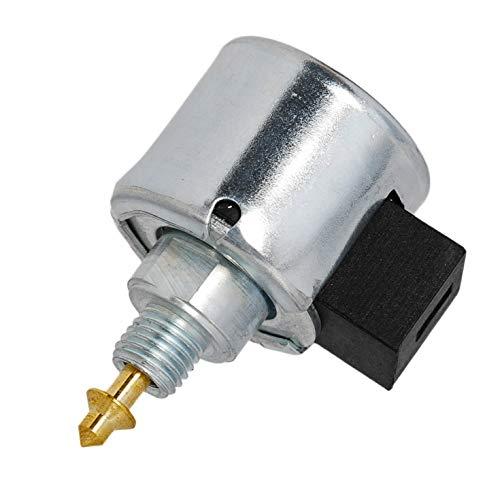 HIFROM Vergaser, Kraftstoffabschaltung, Magnetspule für Briggs & Stratton 694393 mit Walbro Vergaser