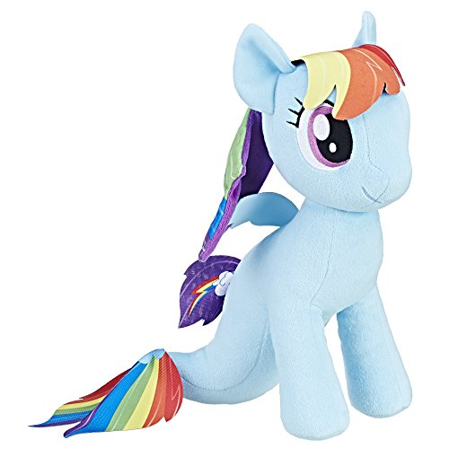 My Little Pony the Movie Rainbow Dash Sea-Pony Cuddly Plush