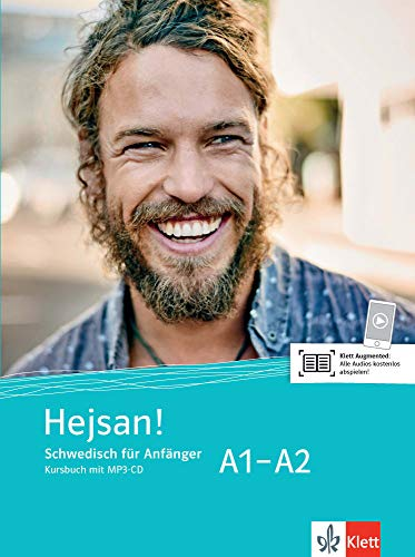 Hejsan! A1-A2: Schwedisch für Anfänger. Kursbuch mit MP3-CD