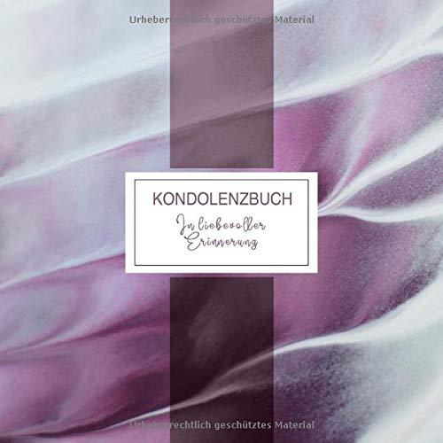 Kondolenzbuch: Trauerbuch Mit Der Kleine Prinz Zitat - Aufrichtige Anteilnahme Gästebuch Zum...