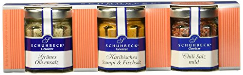 Schuhbeck Schuhbecks Favoriten Salze, 1er Pack (1 x 105 g)