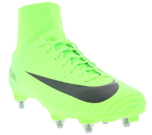 Nike Mercurial Victory VI Dynamic Fit SG Herren Fußballschuhe Stollen grün - 6½