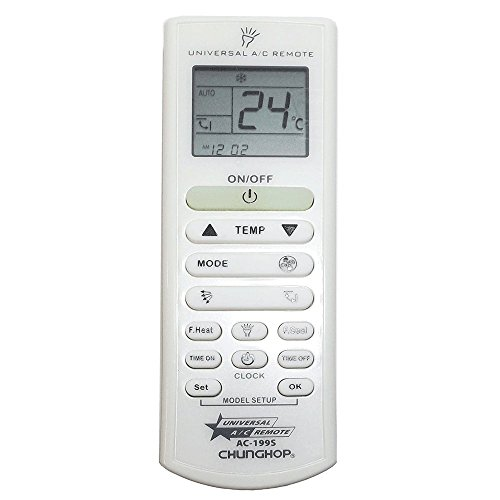 Telecomando universale condizionatori AC-199S Chunghop