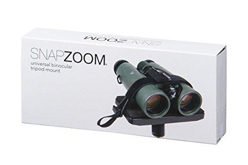 SNAPZOOM 双眼鏡用三脚アダプター