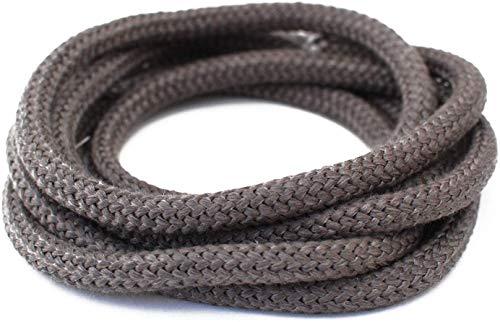 Kamindichtung 2m, ø 12mm Kordeldichtung Dichtband NICHT selbstklebend für Tür-Dichtung. Passend für verschiedene Olsberg Kamin Modelle