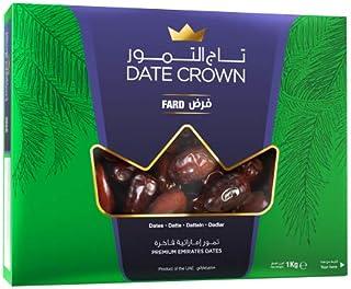 Date Crown Fard Box, 1 kg
