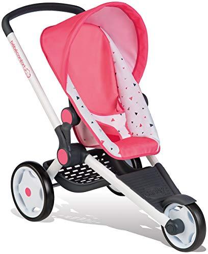Smoby BB Confort Jogger kinderwagen 7/255099, roze