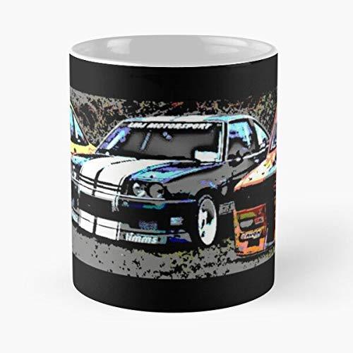 5TheWay Mug Gear Manta Opel Cadet Best 11 oz Kaffeebecher - Nespresso Tassen Kaffee Motive