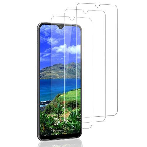 SNUNGPHIR 3 Piezas Protector de Pantalla para Samsung Galaxy A30s/M30s/A50/M31/M21, [9H Dureza] [Sin Burbujas] [Anti-Arañazos] Cristal Templado Premium para Samsung Galaxy A30s/M30s/A50/M31/M21