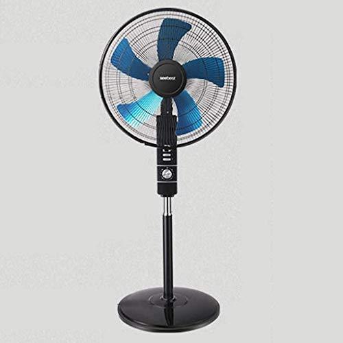 Find Bargain Practical Electric Fan, Floor Fans, Home Page Mute Fans, Shaking Head Vertical Fans. -Energy Saving Fan for Living Room Bedroom Office, BOSS LV