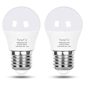 Best 120v 40w refrigerator bulb Reviews
