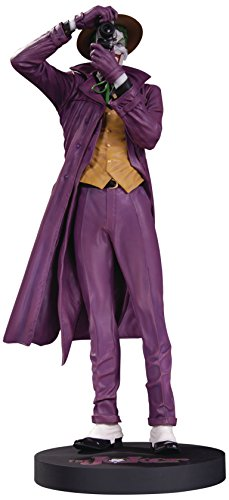 DC Comics JAN170427 Designer Series Joker Brain Bolland Estatua 1
